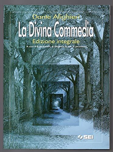 9788805059225: La Divina Commedia. Ediz. integrale