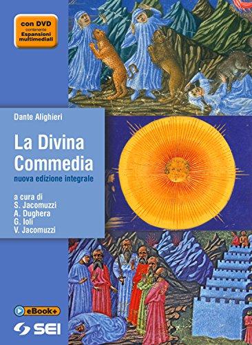 9788805070961: La Divina Commedia. Con DVD
