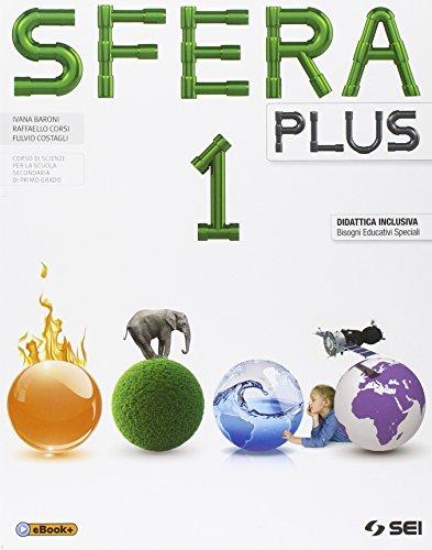9788805075430: Sfera plus. Volume 1-Smartbook. Laboratorio per l'apprendimento delle scienze. Per la Scuola media
