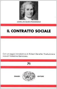 9788806008857: Il contratto sociale (Nuova Universale Einaudi)