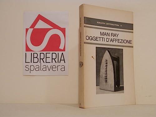 9788806056599: Oggetti d'affezione (Saggi) (Italian Edition)