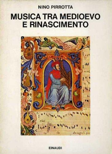 9788806057411: Musica tra Medioevo e Rinascimento (Saggi) (Italian Edition)