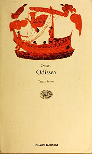 9788806116040: Odissea (Einaudi tascabili)