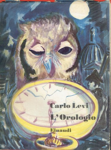 L'OROLOGIO: LEVI, CARLO