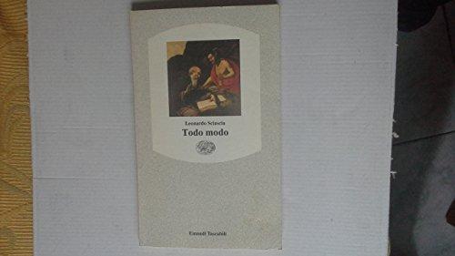 9788806117177: Todo modo (Einaudi tascabili)