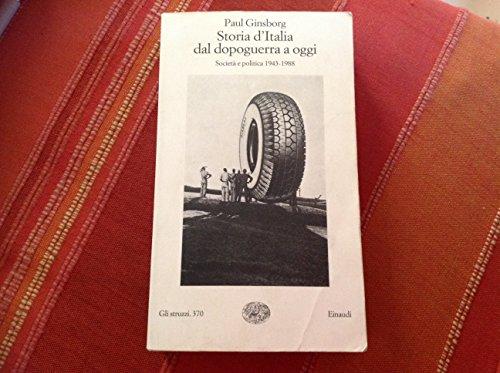 9788806118792: Storia d'Italia dal dopoguerra a oggi