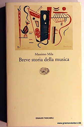 9788806133818: Breve Storia Della Musica