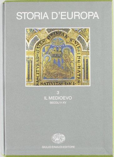9788806134389: Storia d'Europa: 3 (Grandi opere)