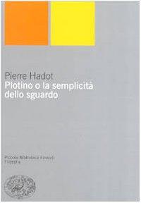 Plotino o la semplicitÃ: dello sguardo (8806150170) by [???]