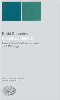 9788806155018: Prometeo liberato. Trasformazioni tecnologiche e sviluppo industriale nell'Europa occidentale dal 1750 ai giorni nostri