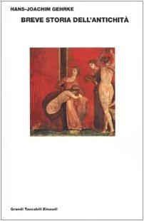 9788806160135: Breve storia dell'antichità (Grandi tascabili)