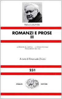 9788806163266: Romanzi e prose: 3 (Nuova Universale Einaudi)
