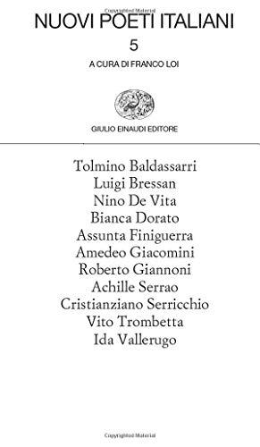9788806171728: Nuovi poeti italiani: 5