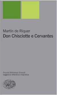 Don Chisciotte e Cervantes (8806172344) by Martín de Riquer