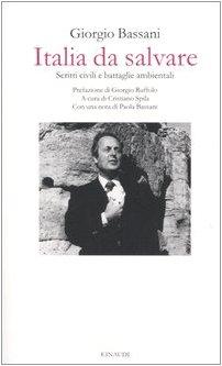 9788806172459: Italia da salvare. Scritti civili e battaglie ambientali