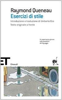 9788806173258: Esercizi di stile. Testo francese a fronte (Einaudi tascabili. Scrittori)