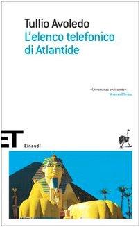 9788806173395: L'elenco telefonico di Atlantide