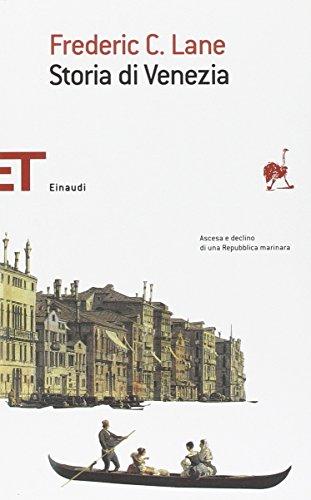Storia DI Venezia (Italian Edition): Lane, F. C.