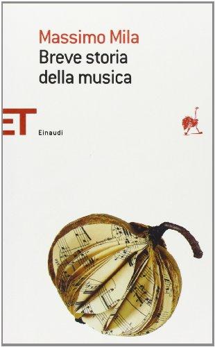 9788806173661: Breve storia della musica
