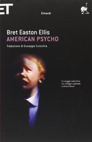 9788806174040: American Psycho