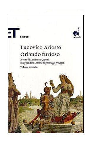 9788806176983: Orlando furioso (2 volumi)