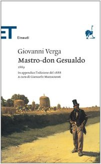 9788806177669: Mastro-don Gesualdo