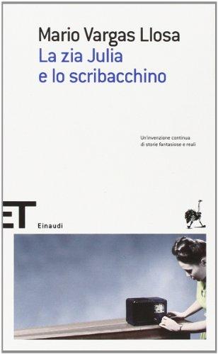 9788806180232: La Zia Julia E Lo Scribacchino (Italian Edition)