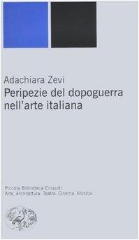Peripezie del dopoguerra nell'arte italiana (9788806180669) by [???]