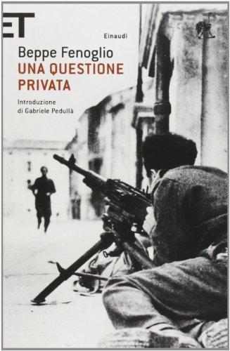 9788806180751: Una Questione Privata (Italian Edition)