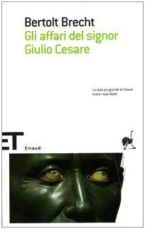 9788806180799: Gli affari del signor Giulio Cesare