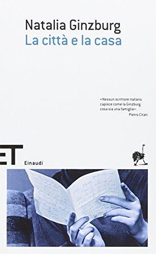 9788806181499: La Citta E LA Casa (Italian Edition)