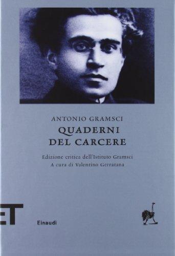 Quaderni del carcere. Ediz. critica (8806186493) by [???]