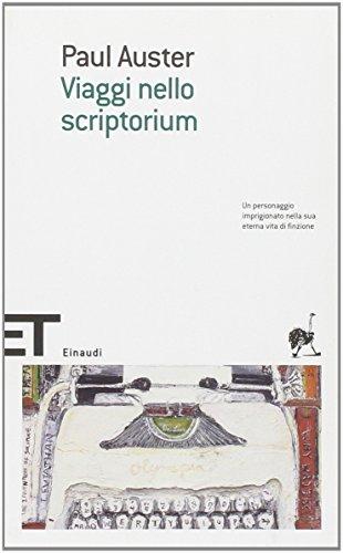 Viaggi nello scriptorium: Auster, Paul