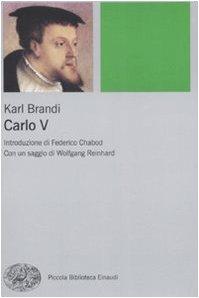 9788806195991: Carlo V