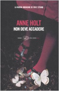 Non deve accadere (8806197894) by Anne Holt