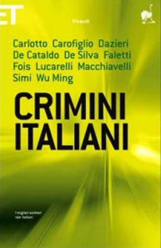 9788806198725: Crimini italiani (Super ET)