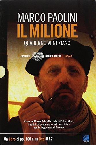 9788806200091: Il Milione. Quaderno veneziano. Con DVD