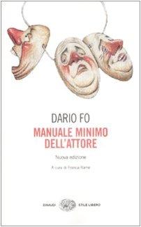 9788806200510: Manuale Minimo Dell'Attore (Italian Edition)