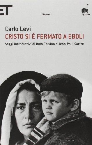 9788806204716: Cristo SI E Fermato a Eboli (Italian Edition)