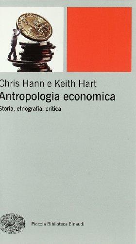 9788806209520: Antropologia economica. Storia, etnografia, critica
