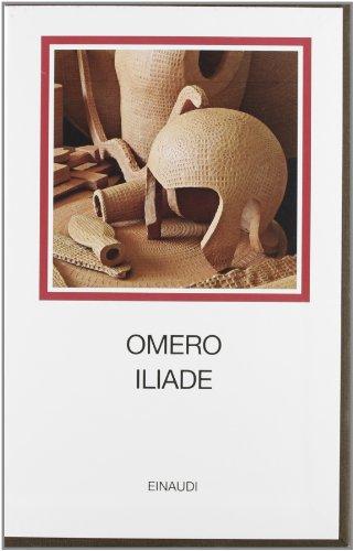 9788806213428: Iliade. Testo greco a fronte (I millenni)