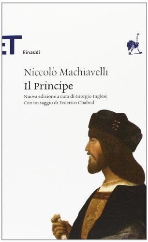 9788806215576: Il principe