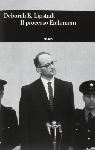 9788806217709: Il processo Eichmann