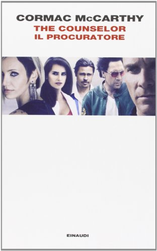 9788806218331: The Counselor: Il procuratore