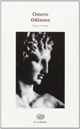 9788806219420: Odissea. Testo Greco a Fronte