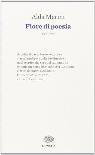9788806219444: Fiore di poesia (1951-1997)