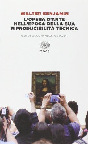 9788806222123: L'opera d'arte nell'epoca della sua riproducibilità tecnica (Einaudi tascabili. Saggi)