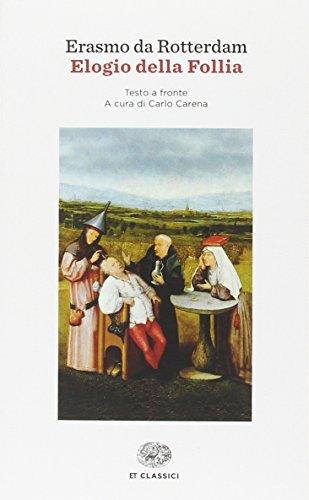 9788806222413: Elogio della follia (Einaudi tascabili. Classici)