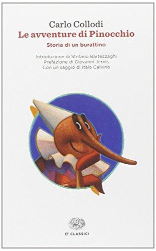 Le avventure di Pinocchio. Storia di un burattino (Einaudi tascabili. Classici): Carlo Collodi