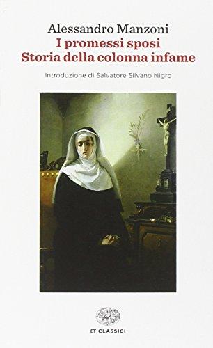 9788806226336: I Promessi sposi-Storia della colonna infame